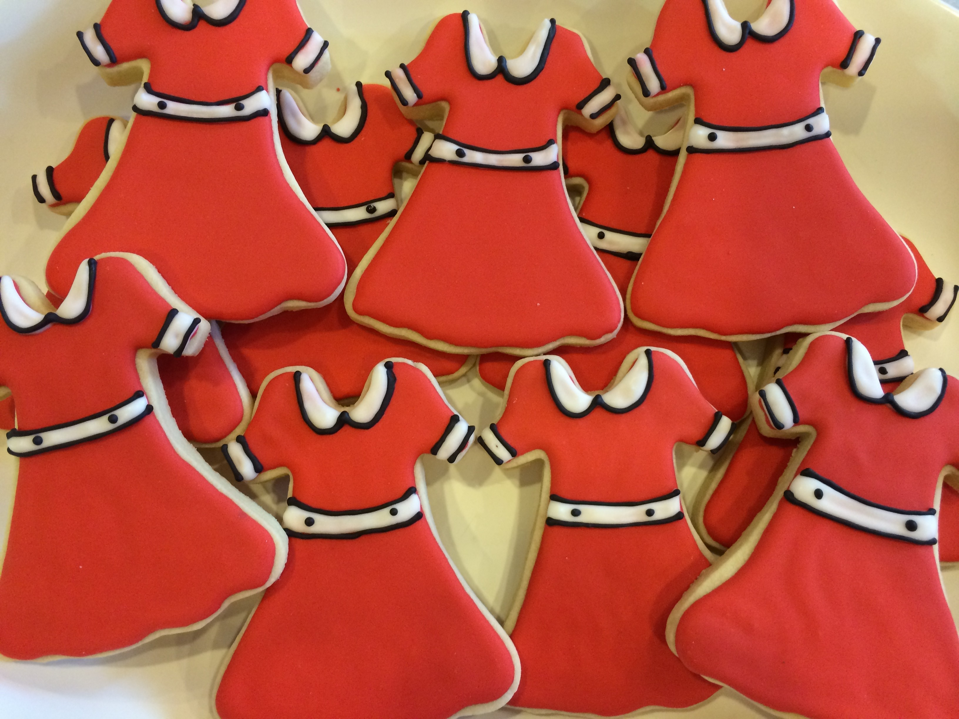 Little Orphan Annie Best Lines: Orphan Annie Musical Decorated Cookies